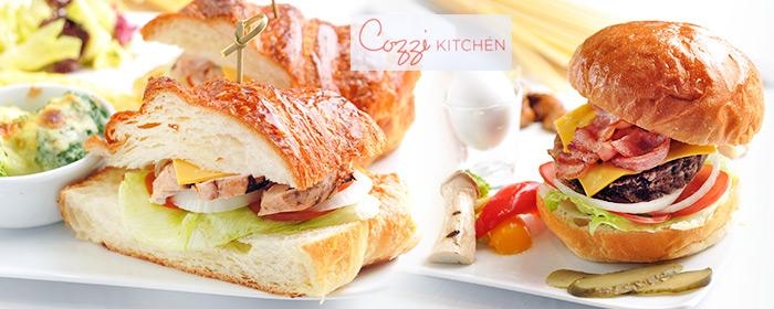 和逸.台北民生館 Cozzi KITCHEN-假日早午餐套餐 蒐羅世界特色風味,鮮美精華於味蕾間悠游慢活,早午餐舒心之約,品嚐美食與心靈的交錯心醉