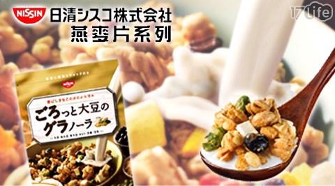 日清NISSIN-綜合大豆燕麥