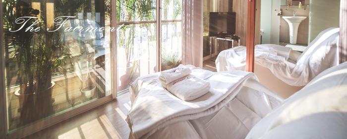 The Fairmont 斐孟六星級SPA會所-六星級美顏/美體專案 貴婦專屬六星級禮遇,喚醒身體裡的美麗謬思,量身打造客製化課程,享受芳香精油天然療癒
