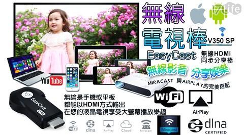 2015全17life一起生活省錢團購新ios/Andriod手機同屏無線電視棒