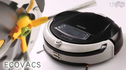 ECOVACS-掃地機器人(D73)(福利品)