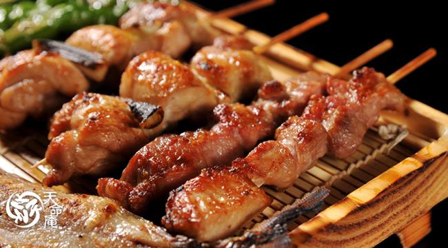 天命庵 日式串燒、熟食《花博店》