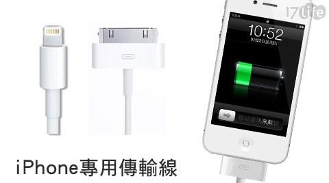 Apple-iPhone專用傳輸線