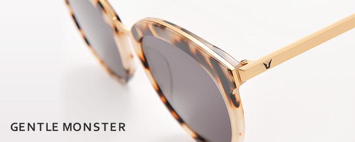 GENTLE MONSTER-太陽眼鏡 十款選一 韓星御用品牌,藝術和眼鏡前衛創作風格,低調質感不失霸氣的視覺效果,風靡國際時尚潮流