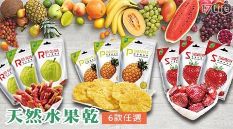 天然/水果乾/水果/果乾/草莓/橘子/哈密瓜
