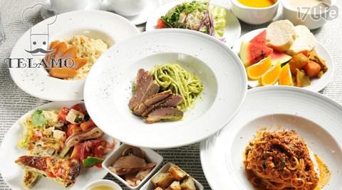 TELAMO帝拉摩義式餐廳/TELAMO/帝拉摩/義式/蟹肉/鴨胸