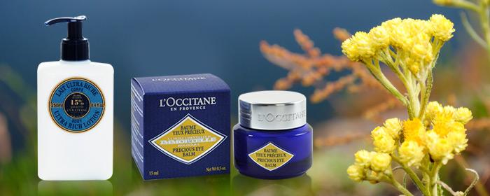 L'OCCITANE 歐舒丹-蠟菊眼霜/乳油木身體乳 享譽世界經典手護,來自法國普羅旺斯的天然香氛保養品牌,柔嫩滋潤,全球暢銷明星商品