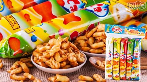 平均每包最低只要69元起(5包免運)即可購得AJI小魚餅1包/8包/10包(10入/包),口味:香蔥/牛奶。