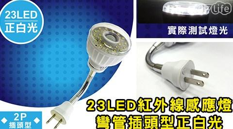 明沛/LED/紅外線/感應燈/插頭/節能減碳/MP-4336-1