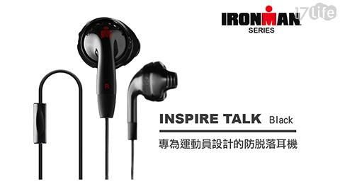 Yurbuds-美國原裝Inspire Talk運動型入耳式麥克風耳機