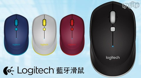 L17 pogitech羅技-M337藍牙滑鼠