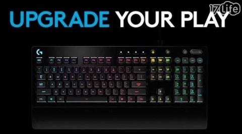 【羅技】G213 PRODIGY RGB遊戲鍵盤 1入/組