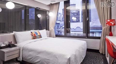 只要1,599元(雙人價)起即可享有【Vone Hotel寧夏2號旅店】原價最高8,580元全新體驗住宿專案只要1,599元(雙人價)起即可享有【Vone Hotel寧夏2號旅店】原價最高8,580元全新體驗住宿專案:(A)現代標準房(無窗)住宿乙晚/(B)現代標準房(有窗)住宿乙晚。