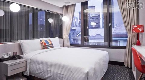 Vone Hotel寧夏2號旅店/寧夏/台北/旅館/休息/西門町/大稻埕
