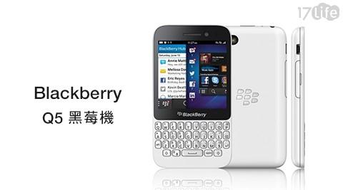 Blackberry-Q5黑莓機(白色)