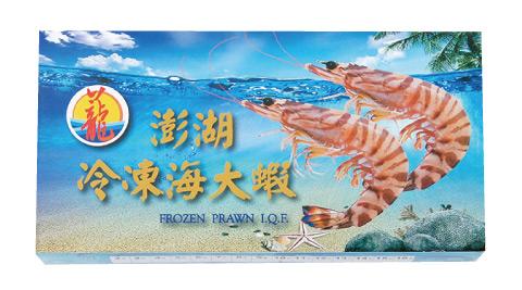 築地魚金-澎湖野生海大蝦(10尾/盒)