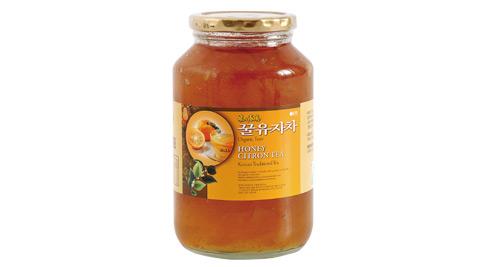 Marunaka韓國蜂蜜柚子茶1kg
