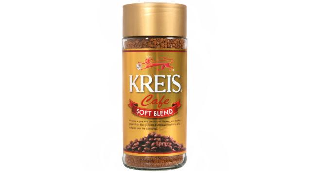 KREIS 黃金香醇咖啡 100g