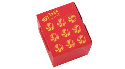 蝦叔叔大尾蝦酥禮盒25g/個10個/盒