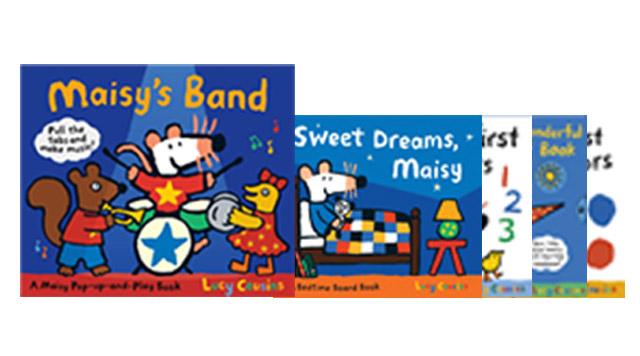 Maisy's 系列外文繪本,特價455起