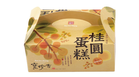 寶珍香桂圓蛋糕12入/盒
