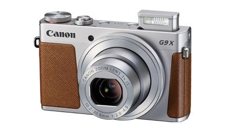 CANON G9X (銀/黑)
