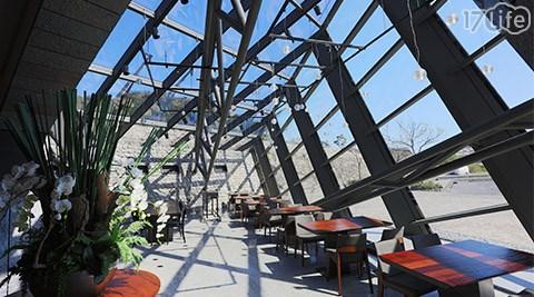 宜蘭蘭舍餐廳/蘭陽博物館/頭城美食/頭城景觀餐廳/頭城/沙拉/義大利麵/燉飯