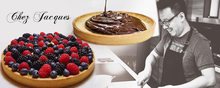 Chez Jacques 雅客甜點廚房-法式甜點/料理課程 法國藍帶主廚不藏私的廚藝教學分享,讓美好的星期六,收穫滿滿的法餐料理撇步之中吧!