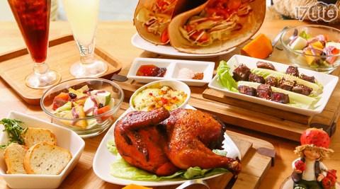 Relax/輕鬆點/義式/早午餐/義大利麵/燉飯/素食料理/精緻薄餅