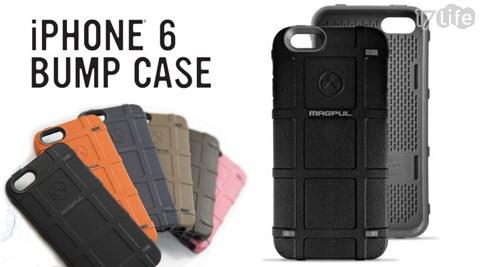 只要980元(含運)即可享有原價1,390元美國原裝Magpul Bump case iPhone 6/6s專用戰術防撞護殼1入,多色任選。