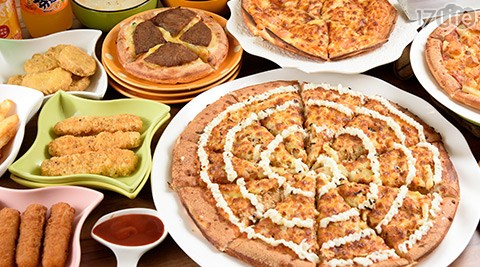 莎巴瓦披薩/莎巴/莎巴瓦/披薩/pizza/比薩/板橋/金門街/炸雞/炸物/餅/美食/樹林