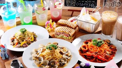 RAINBOW HOLIDAY Cafe & Bar/板橋/可愛/女生/時尚/江子翠/新埔