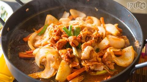 韓五二韓式料理館-雙人套餐