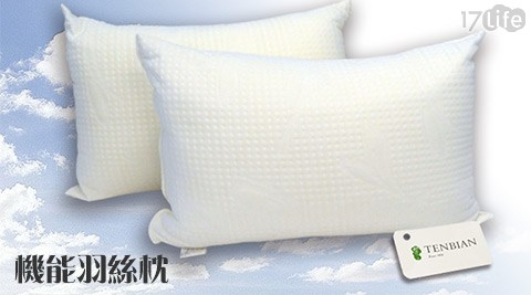 TENBIAN/機能羽絲枕/機能/羽絲枕/枕頭