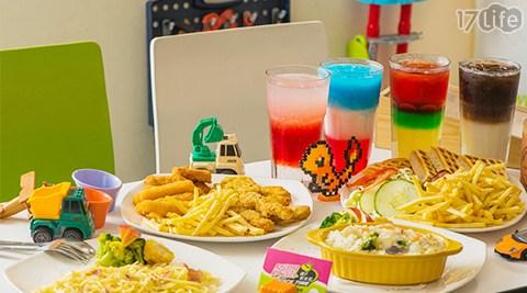 瞬間/親子/輕食館/下午茶/早午餐