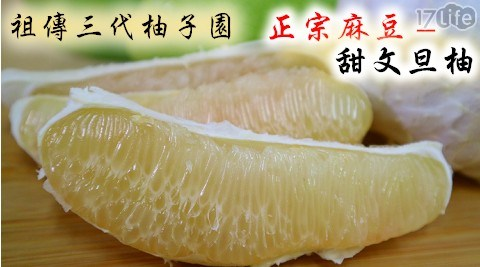 搶救農民大作戰!台南正麻豆30年老欉文旦(淨重5斤/箱;4-6顆)