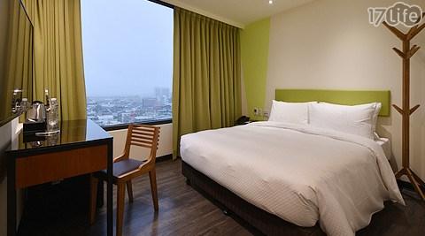 Hotel j日月光國際飯店《桃園館》-住宿專案