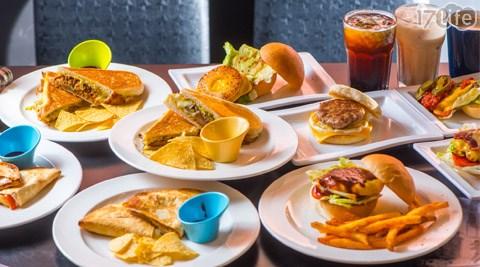 五星級古巴三明治&墨西哥烤餅/五星級/桃園/三明治/早午餐/下午茶/墨西哥/烤餅