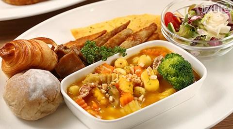 京元蔬食創意料理/蔬食/健康/有機/沙拉/早午餐/帕尼尼/信義區/安和站