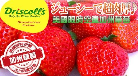 美國限量/空運/草莓/水果/冰/蛋糕/下午茶/點心/野餐/露營/加州/果汁/沙拉/優格/早餐/午餐