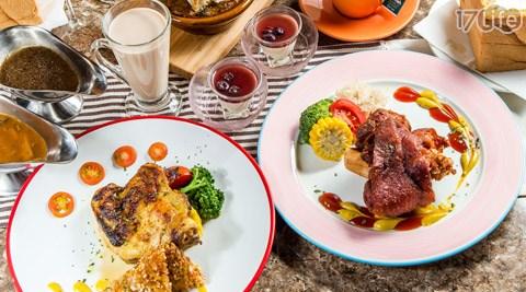 艾蜜莉廚房/牛排/聖誔大餐/聖誔/德國豬腳/沙拉