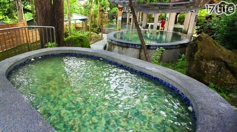 關子嶺統茂溫泉會館-2~4人避暑戲水超值住宿專案