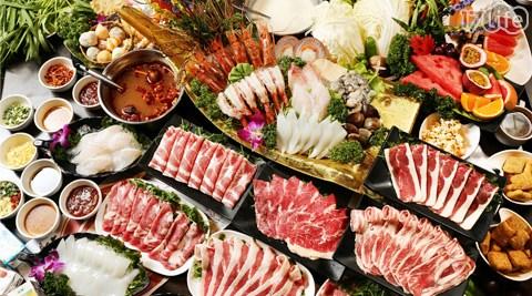 海宴日式和風涮涮屋/海宴/吃到飽/天使蝦/紫貝/鮑魚