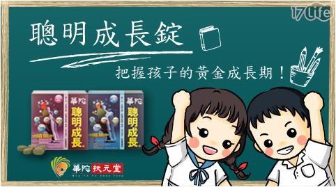 華陀扶元堂/聰明/成長錠