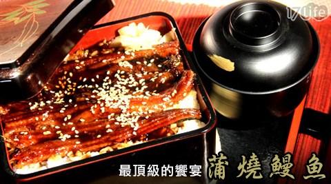 買新鮮/最頂級/饗宴/蒲燒/鰻魚