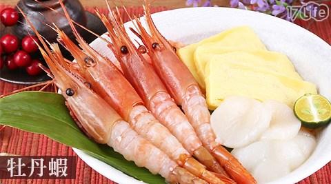 買新鮮-牡丹蝦