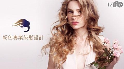 persephone紛色專業染髮設計-變髮專案