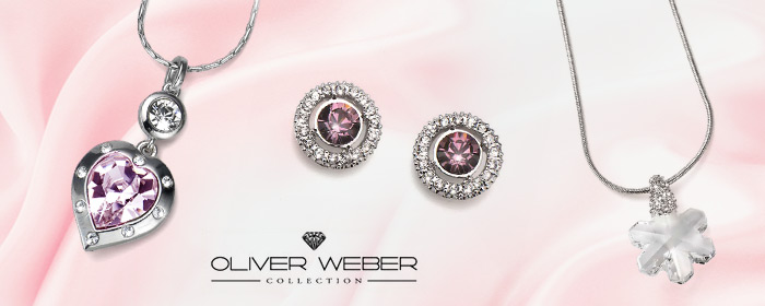 OLIVER WEBER-項鍊/耳環/手鍊 奧地利奢華優雅時尚,簡約俐落的經典品味,顧盼間閃耀純淨動人印象,優雅氣質乍然若現