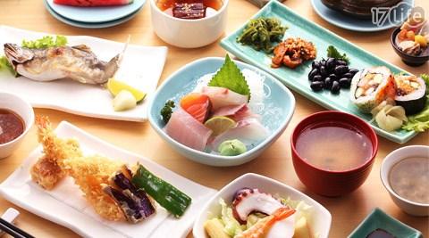 梅村/梅村創作/日本料理/天婦羅/鰻魚蒸蛋/土瓶蒸/生魚片/壽司