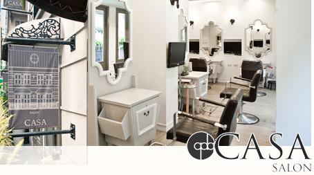 憑此證!即可享受【Ada CASA Salon】最高價值3400元商品:洗+資深設計師造型剪700元+德國歌